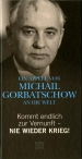 New book by Mikhail Gorbachev published in Germany